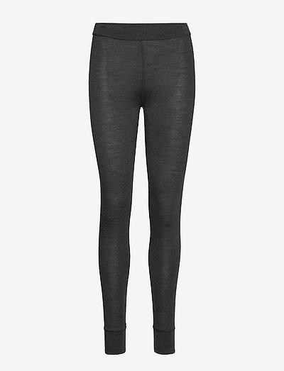 JBS of DK pants wool - leggings - dark gray
