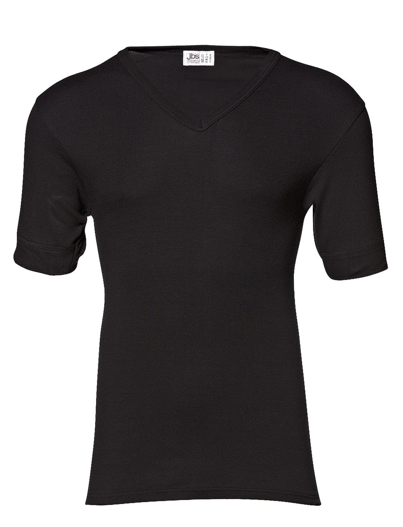 JBS Original v-neck tee - BLACK