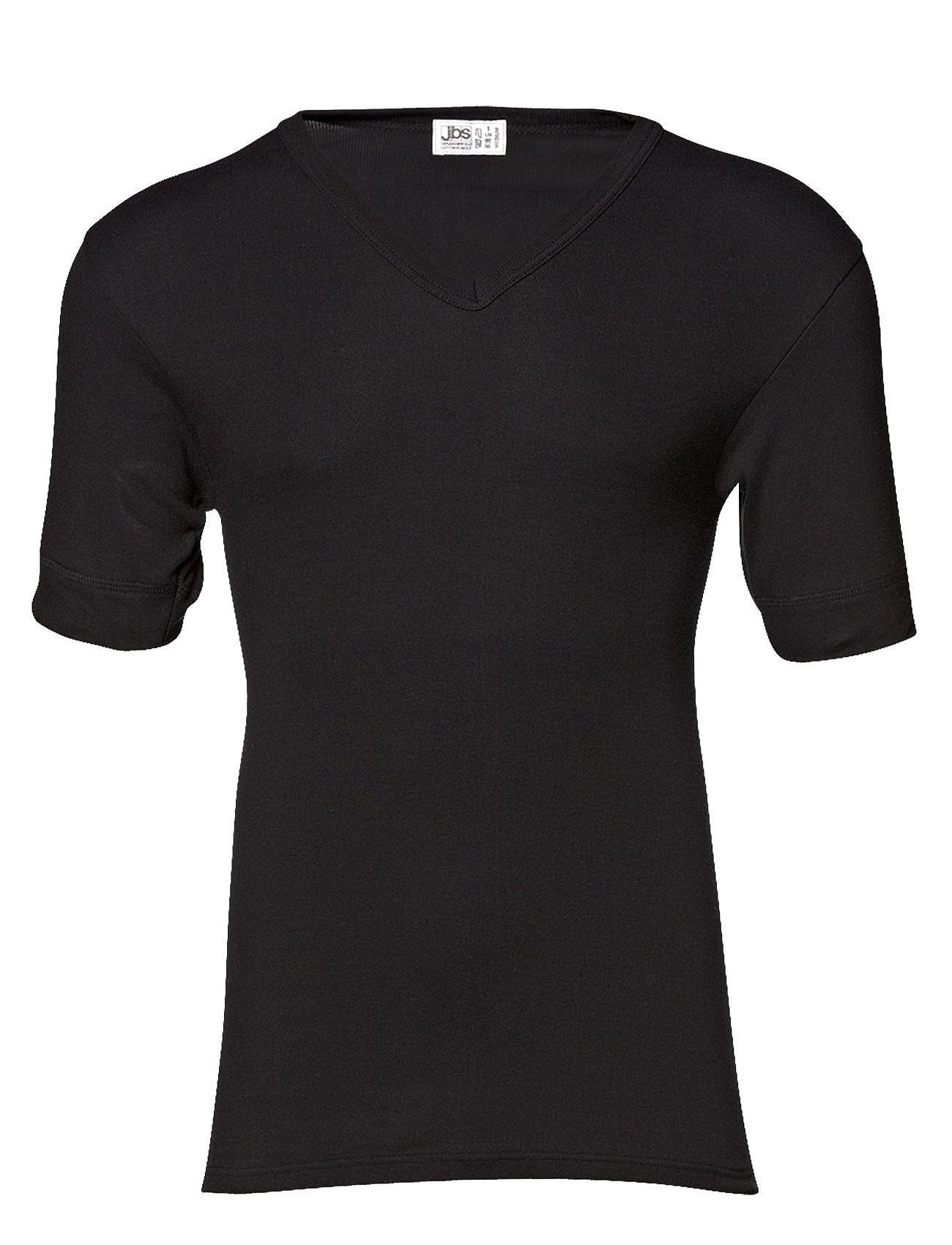 JBS Original v-neck tee - BLACK