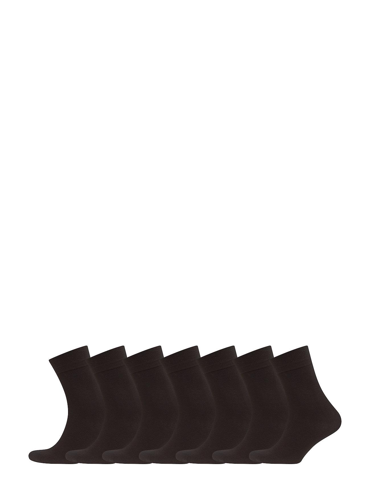 JBS JBS, socks bamboo 7 pairs box - BLACK