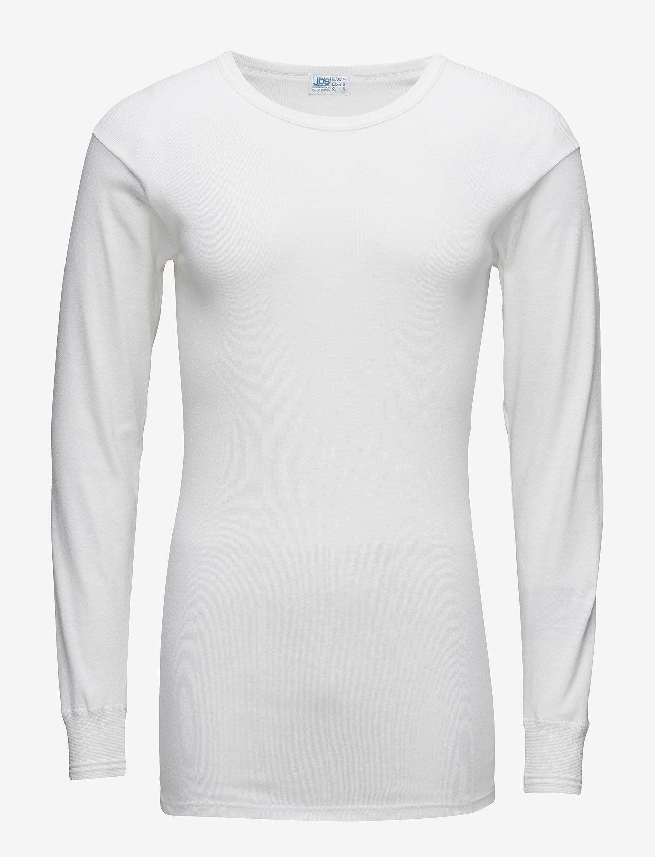 JBS - Original longsleeve - basic t-shirts - white