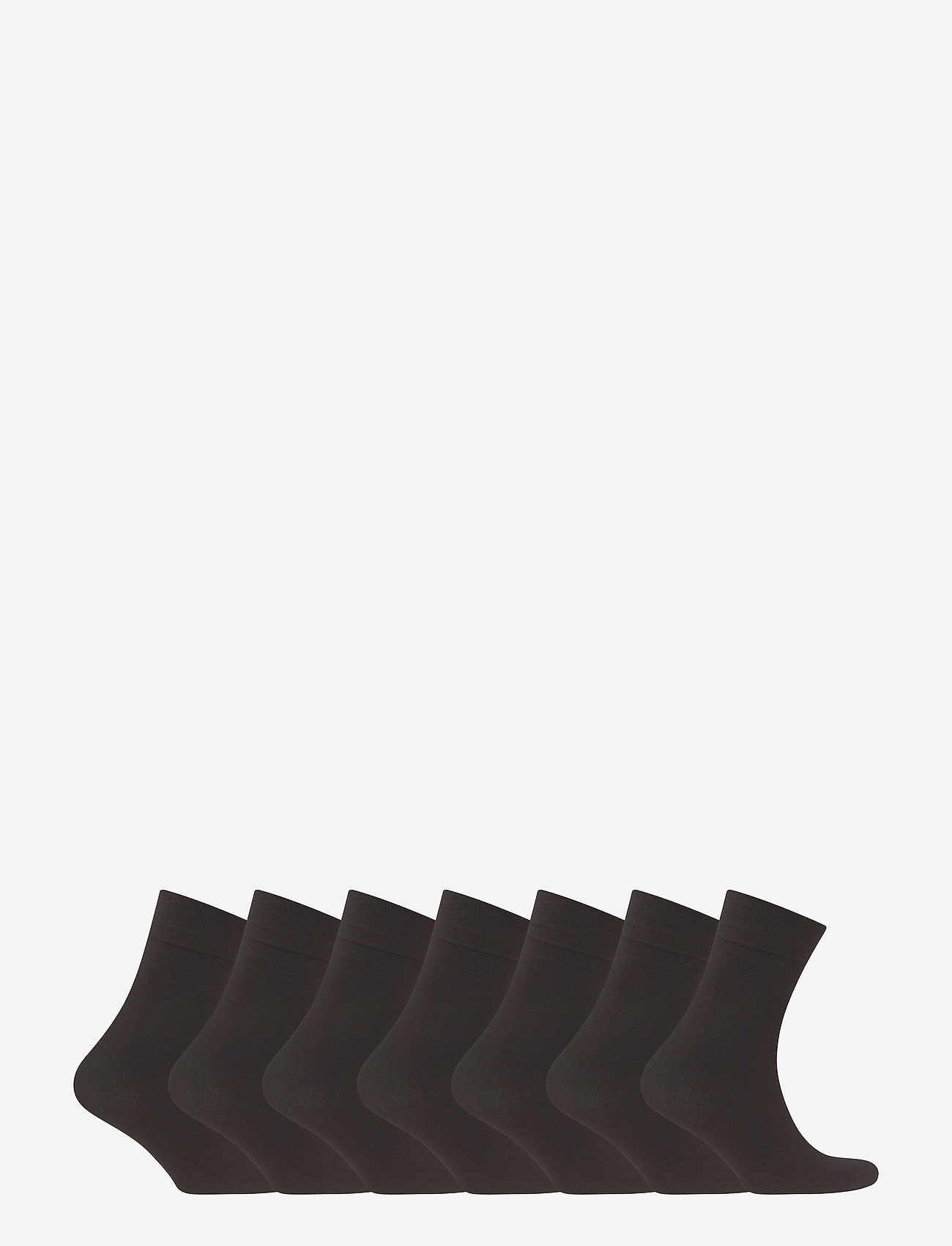JBS - JBS, socks bamboo 7 pairs box - regular socks - black