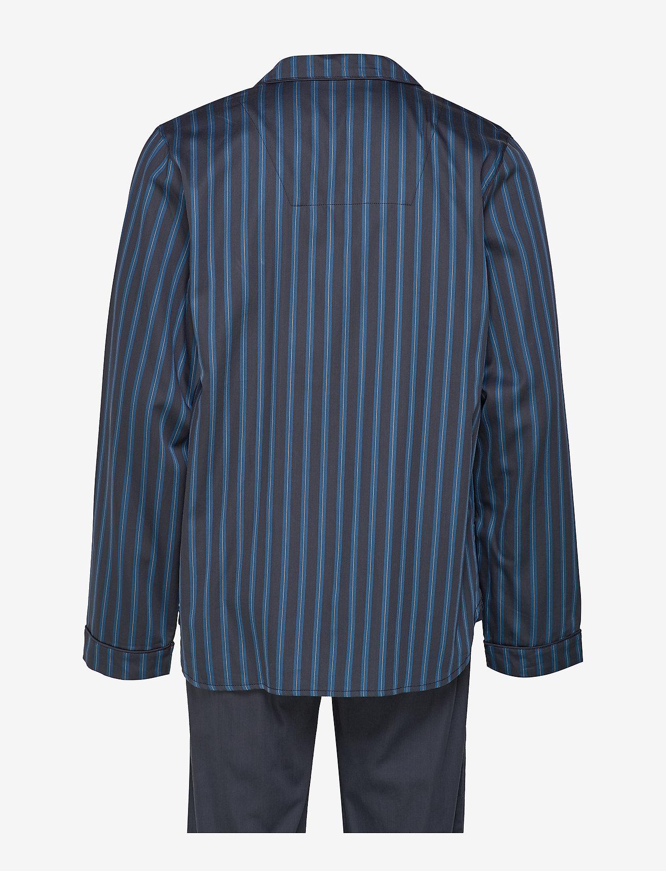 JBS - JBS pyjamas woven - pyjamas - blue stri - 1