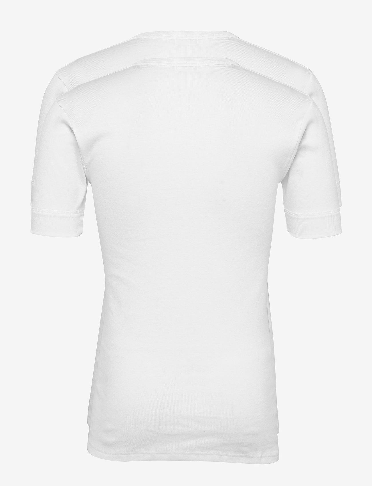 JBS - JBS t-shirt 2-pack organic - multipack - white - 1
