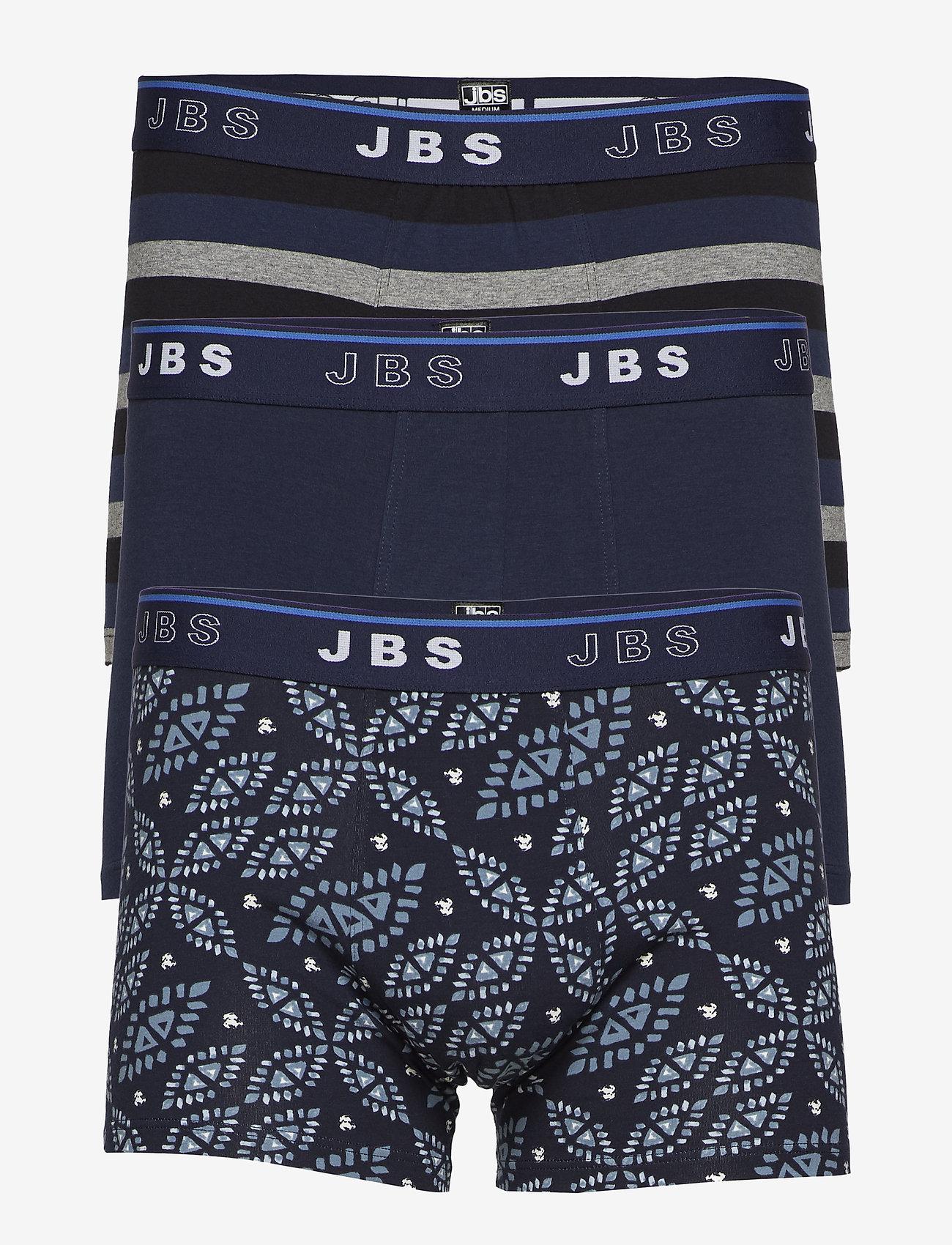 JBS - JBS 3-pack tights - boxers - navy/blue - 0