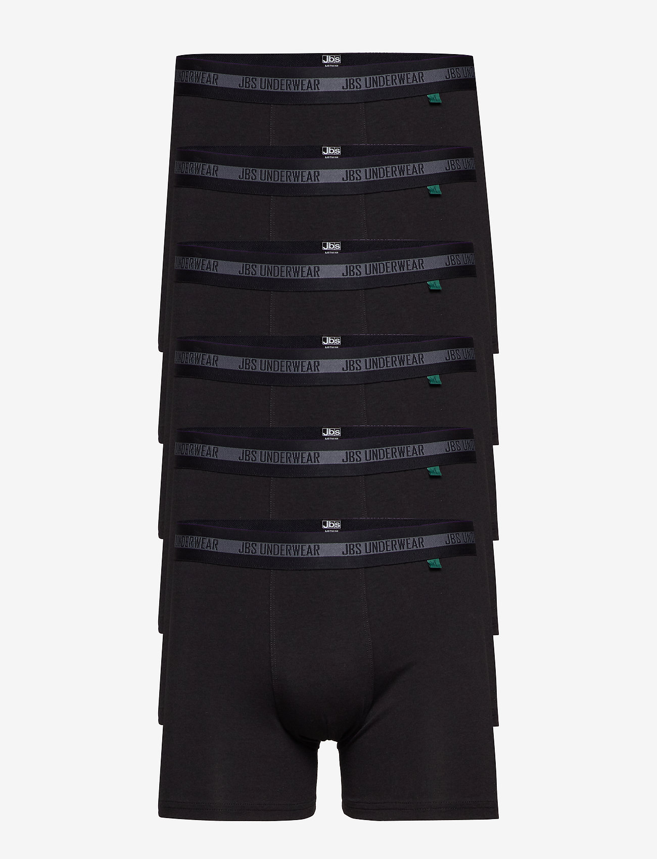JBS - JBS 6-pack tights bamboo - undertøy - svart