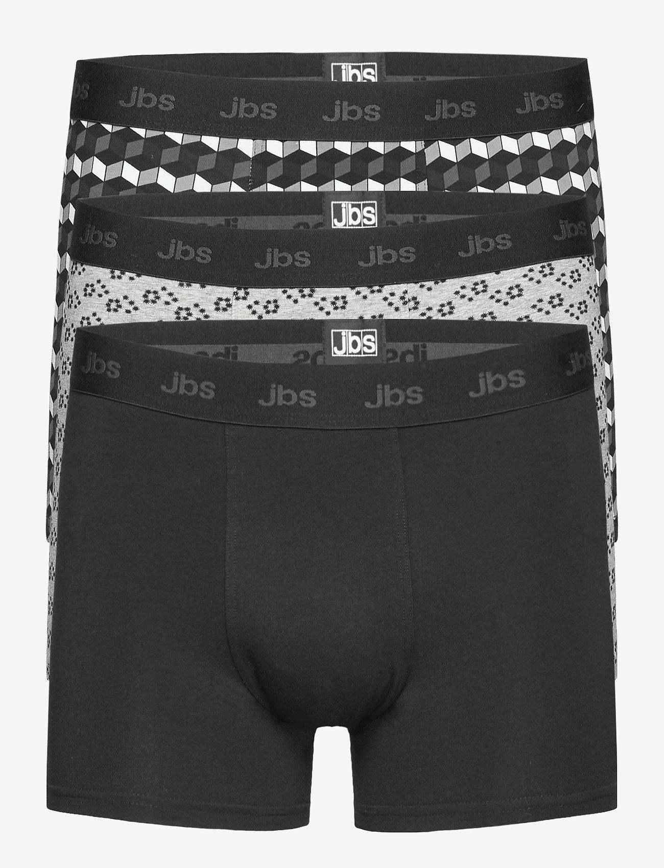 JBS - JBS 3-pack tights - caleçon - flerfärgad - 0