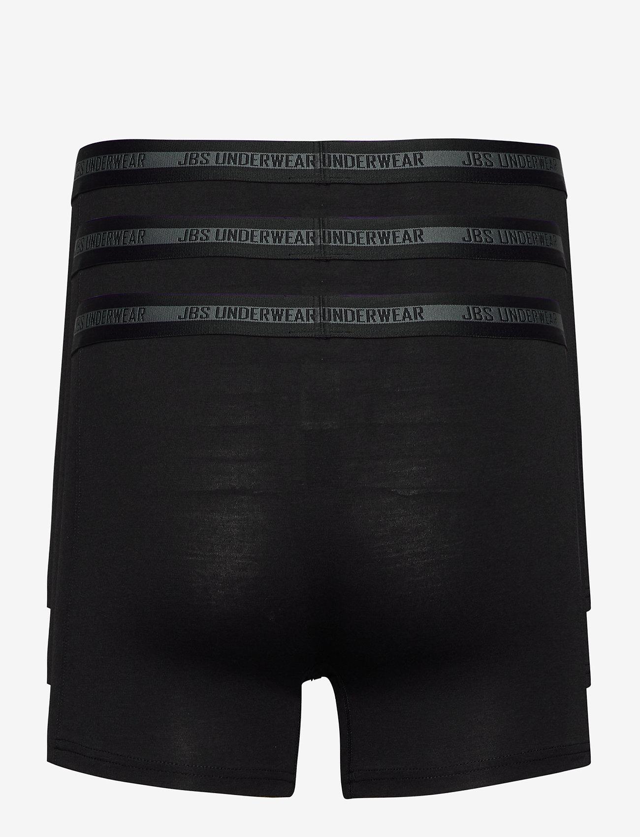 JBS JBS 3-pack tights bamboo - Boxershortser BLACK - Menn Klær
