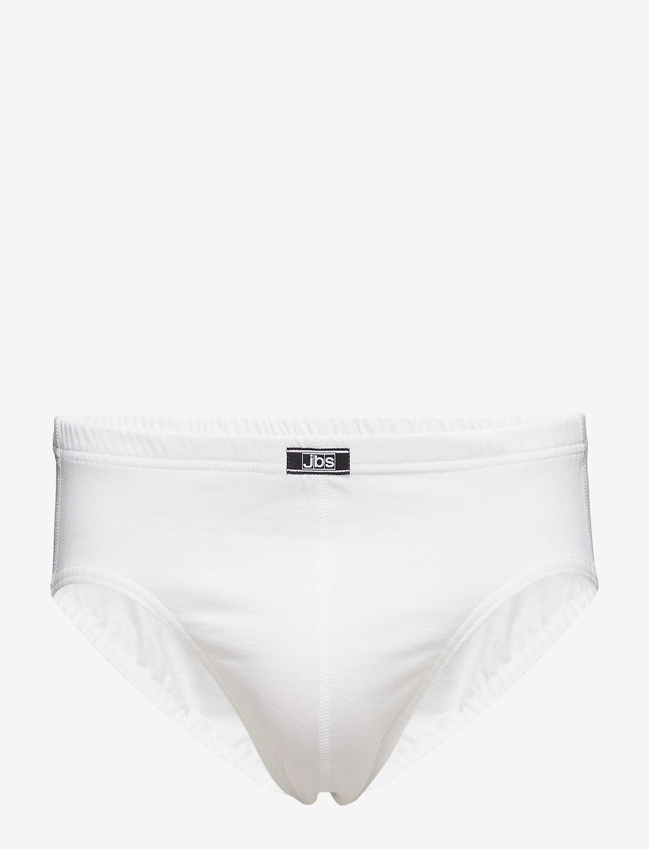 JBS - JBS mini slip - briefs - white - 0