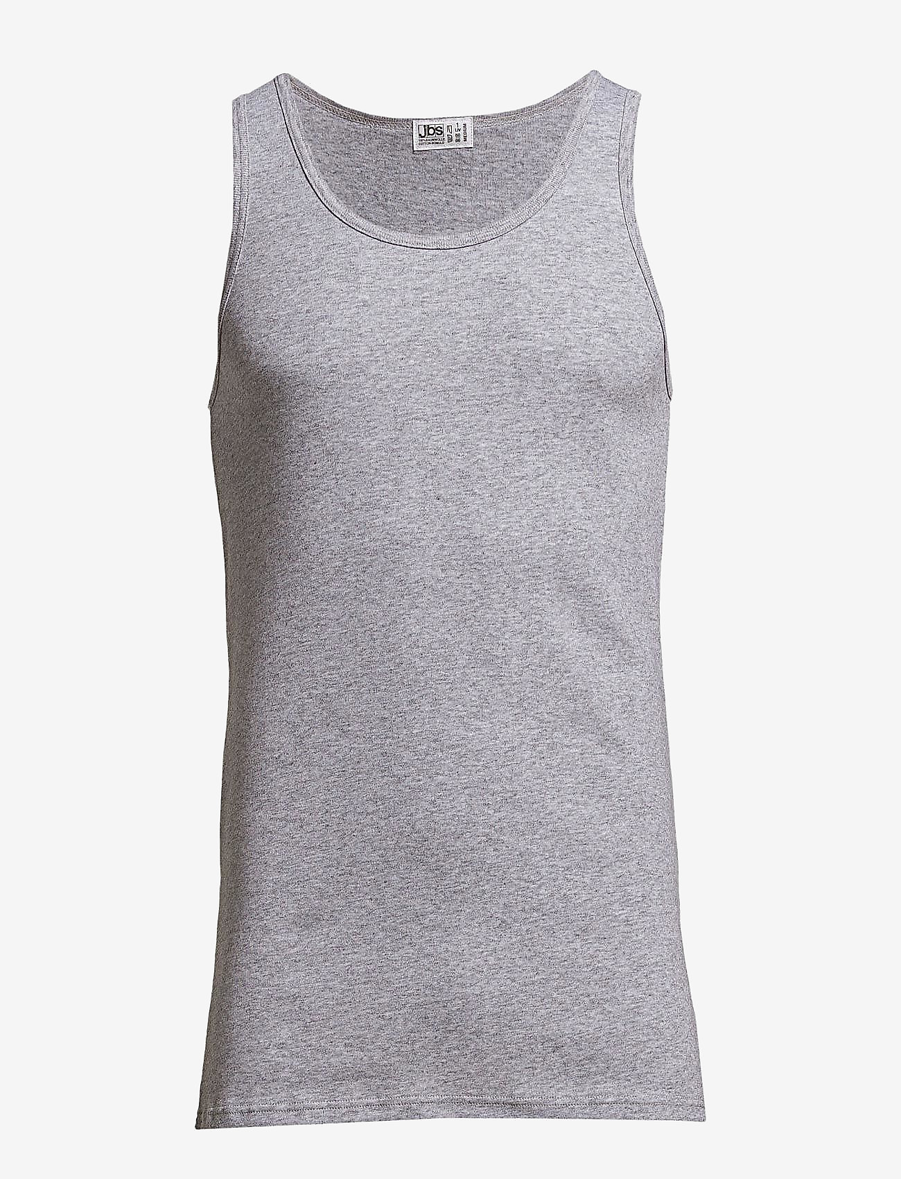 JBS - JBS singlet original - basic t-shirts - grey mel