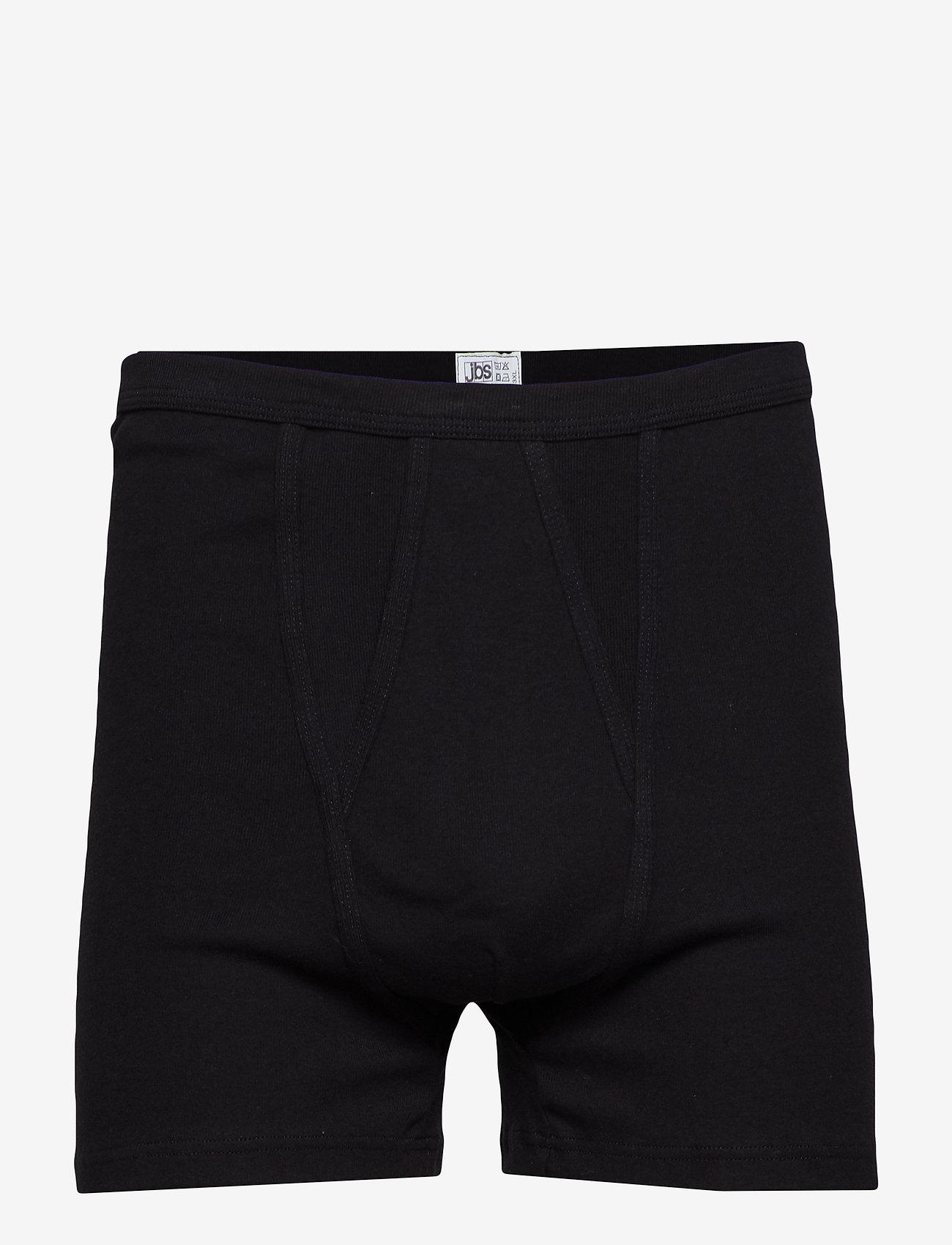 JBS - JBS short legs with fly - ondergoed - black