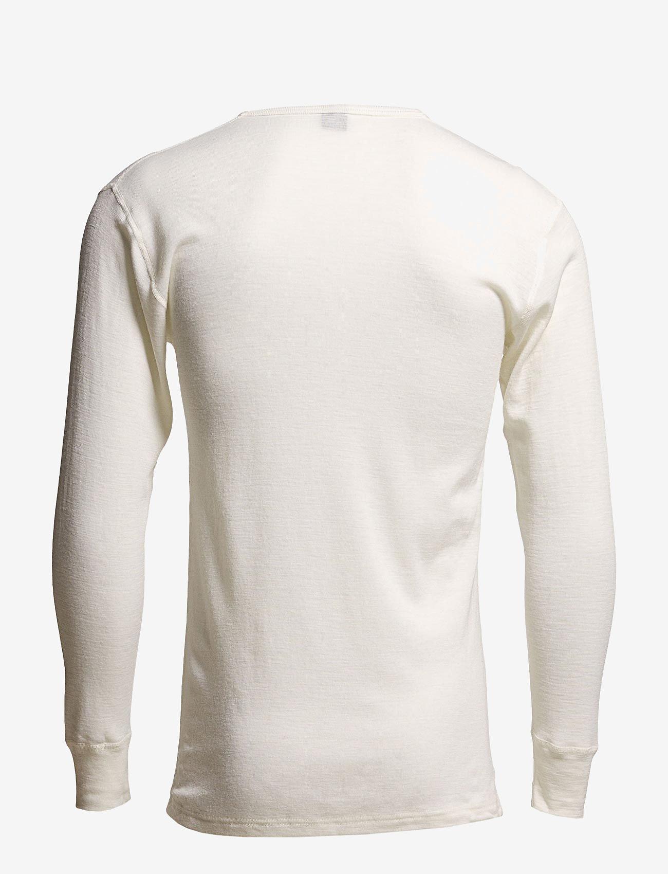JBS - JBS, t-shirt long sleeve - basic t-krekli - white - 1