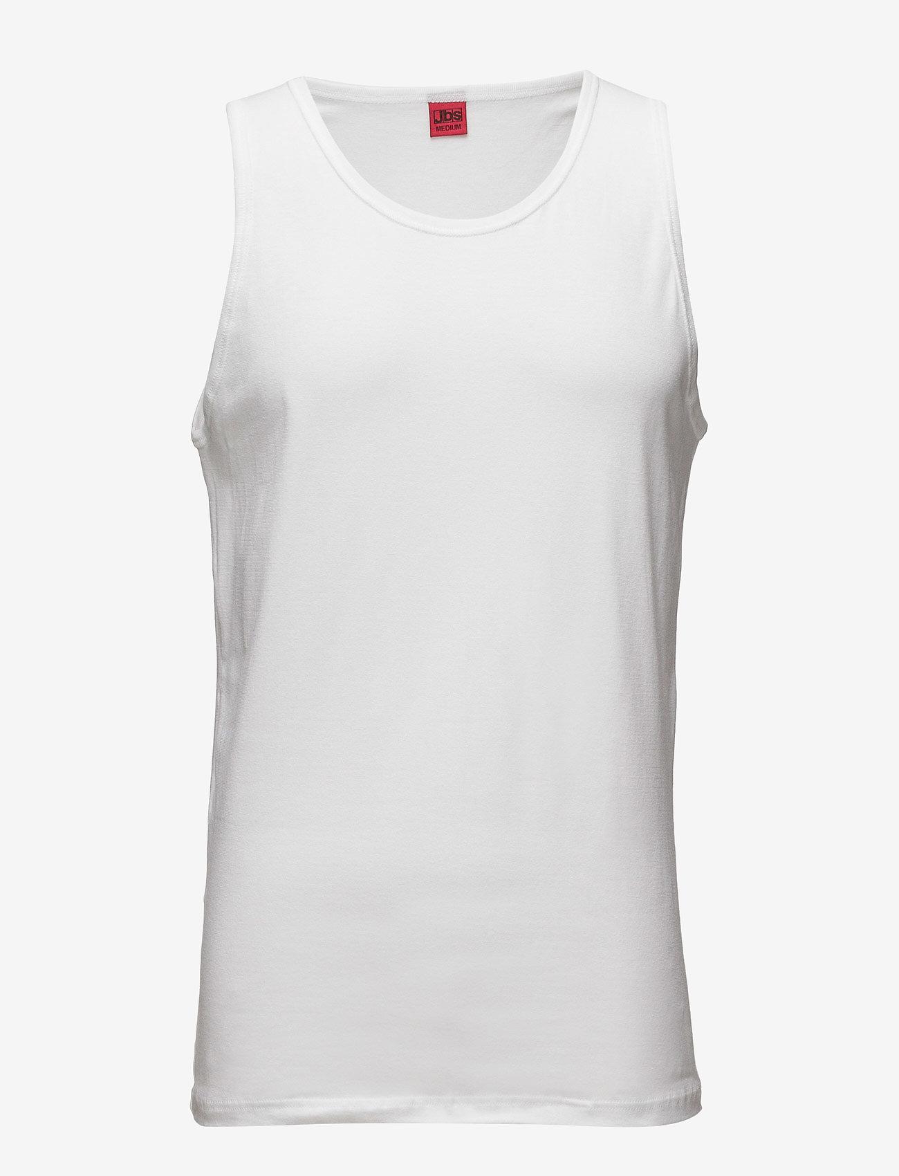 JBS - Singlet - basis-t-skjorter - white - 0