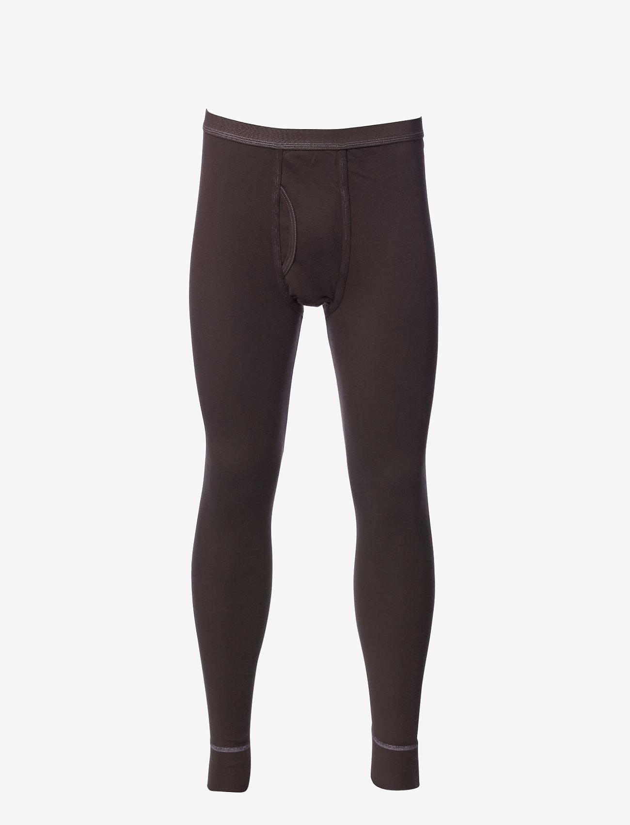 JBS - Long pants rib - alusvaatteet - grey