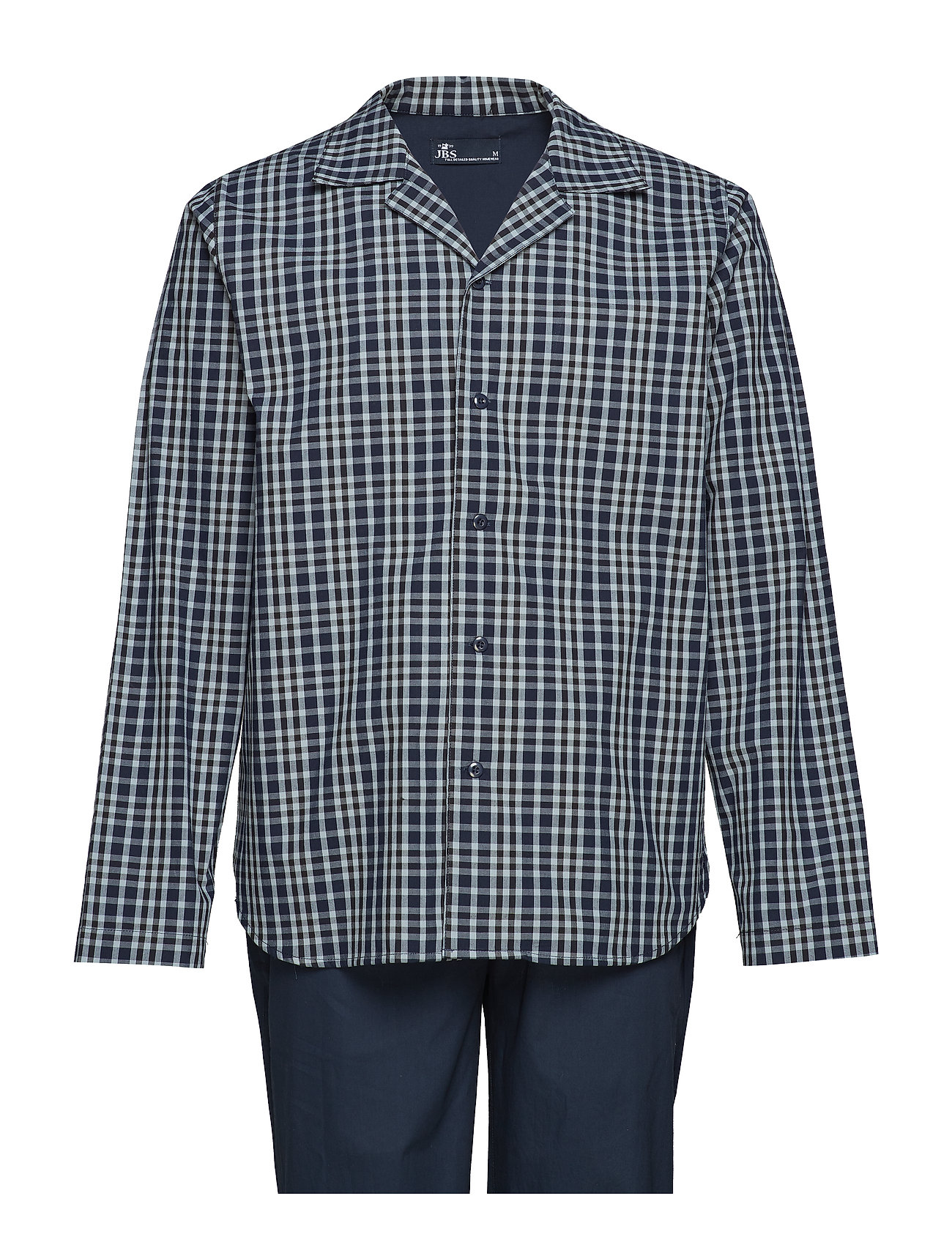 2575fc1f4c3 Jbs Pyjamas Woven pyjamas fra JBS til herre i LIGHT BLUE - Pashion.dk