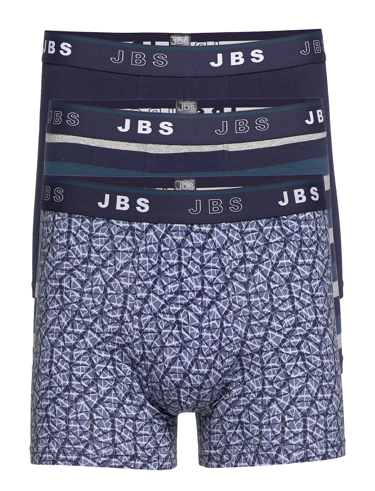 JBS JBS 3-pack tights - NAVY