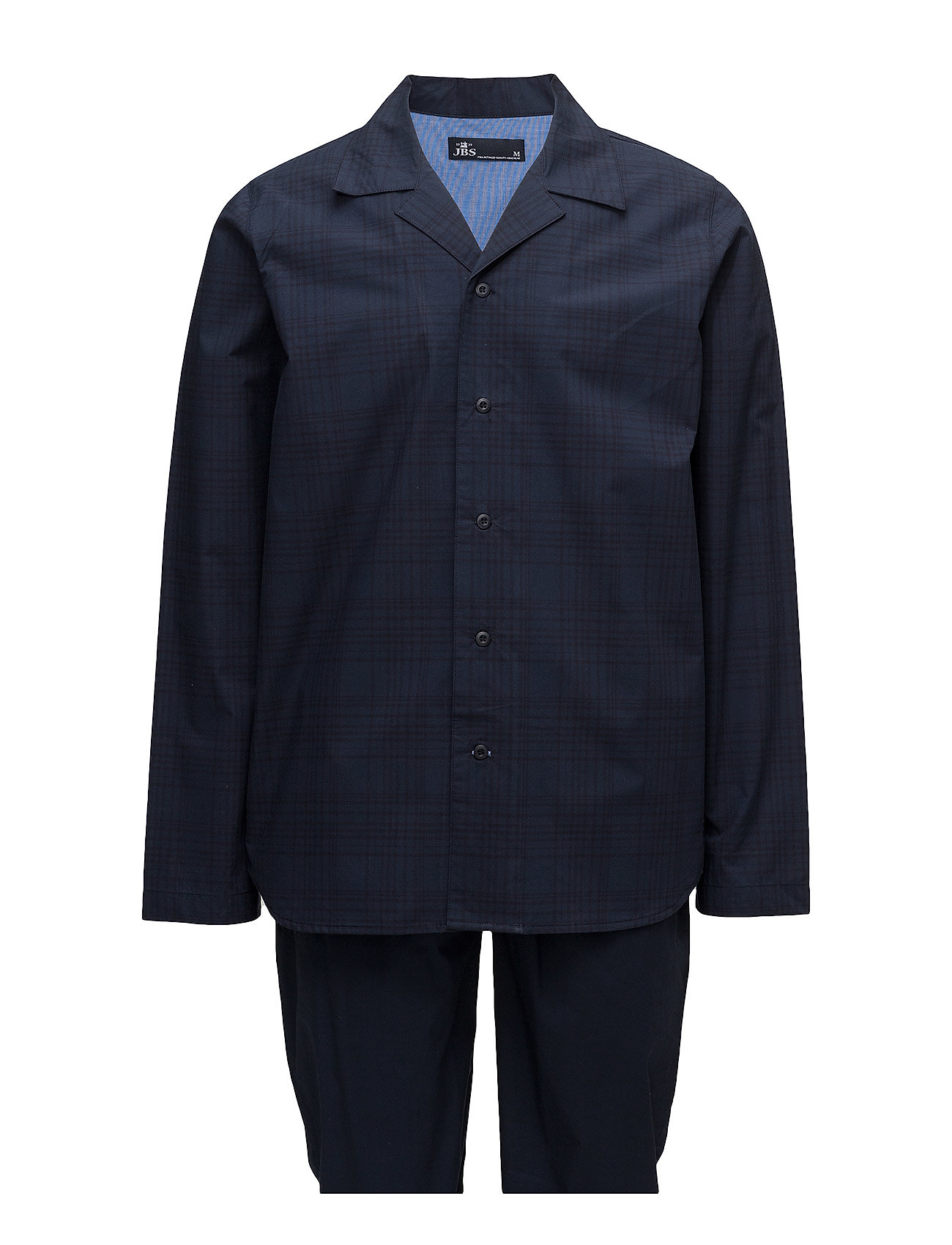 JBS JBS, pajama button down - NAVY
