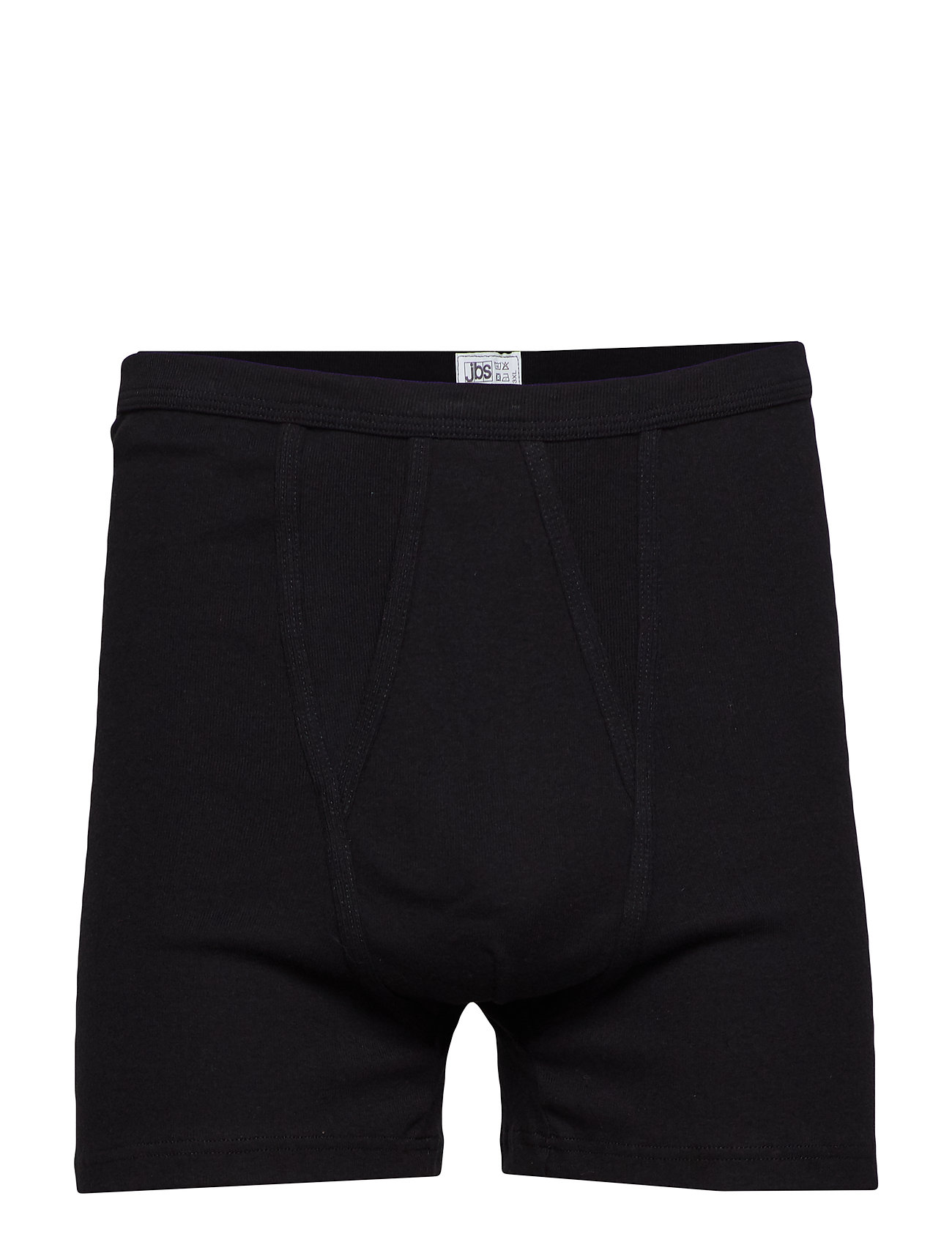 JBS JBS short legs with fly - BLACK