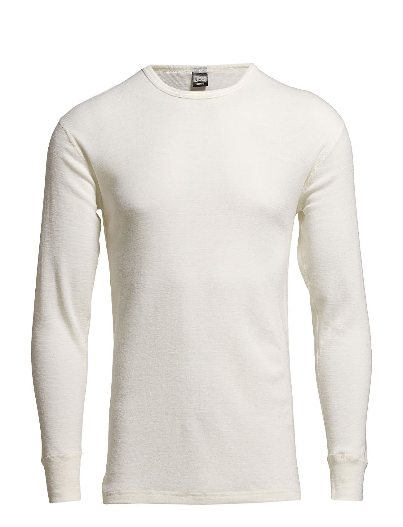 JBS JBS, t-shirt long sleeve - WHITE