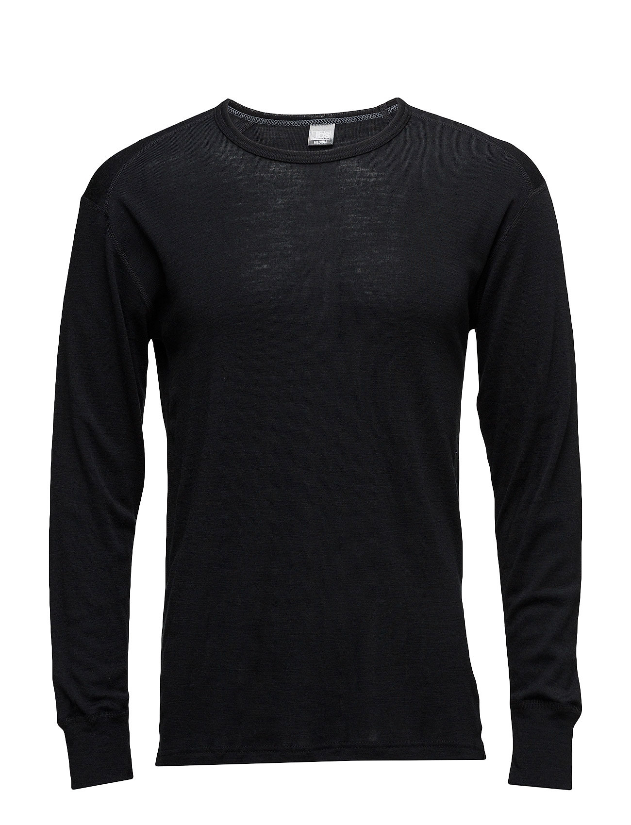 JBS JBS, t-shirt long sleeve - BLACK