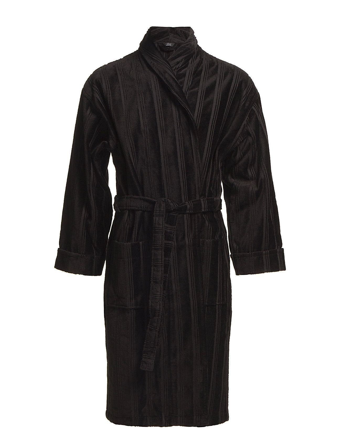 JBS Bathrobe - BLACK