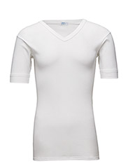 Original v-neck tee - WHITE