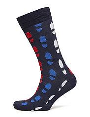 JBS, socks - SHOE PRINT