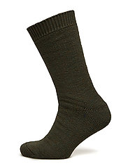 LBS SOCKLET-THERMO PLAIN WOOL - MULTI