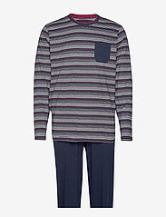 JBS - JBS pyjamas jersey - pyjamas - navy/grey - 0