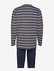 JBS - JBS pyjamas jersey - pyjamas - navy/grey - 1