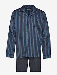 JBS - JBS pyjamas woven - pyjamas - blue stri - 0