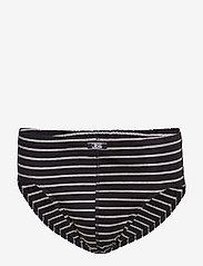 JBS - JBS mini slip - underwear - black stri - 0
