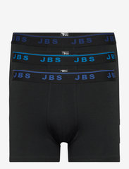 JBS - JBS tights 3-pack - undertøy - black - 0