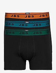 JBS - JBS tights 3-pack, GOTS - ondergoed - svart - 0