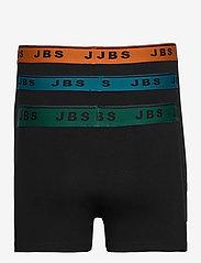 JBS - JBS tights 3-pack, GOTS - ondergoed - svart - 1