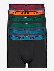 JBS - JBS 6-pack tights, GOTS - bielizna - flerfärgad - 0