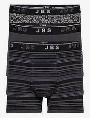 JBS 3-pack tights - GREY