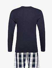JBS - Pyjamas lang buks - pyjamas - stribet - 1
