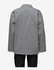 JBS - JBS, pajama button down - pyjamas - black - 1