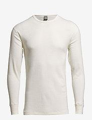 JBS - JBS, t-shirt long sleeve - basic t-krekli - white - 0