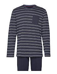 JBS pyjamas jersey - NAVY STRI