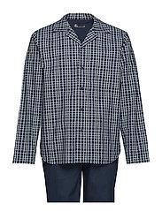 JBS pyjamas woven - DARK CHECK