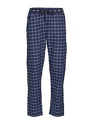 JBS pyjamas pants flannel - BLUE CHECK