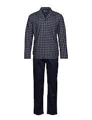 JBS pyjamas woven - NAVY CHECK