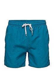 JBS Swim shorts w/lining - FJORD BLUE