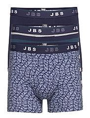 JBS 3-pack tights - NAVY