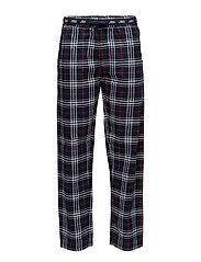 JBS pajamas pants, flannel - CHECKS
