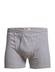 JBS short legs, with fly - GREY MEL