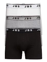 Jbs 3-pack Tights - BLACK/GR/W