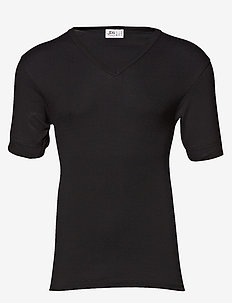 Original v-neck tee - basic t-shirts - black